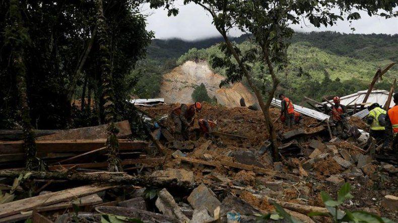 El papa expresa su cercanía a afectados por el huracán Eta en Centroamérica
