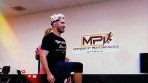 Zac Efron se siente cada día mejor tras su aparatosa lesión