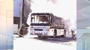 A 13 años de la tragedia del bus 8B-06