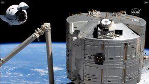 La misión Crew-2, integrada por dos astronautas de la agencia espacial de EE.UU. (NASA), culminó con éxito su viaje.