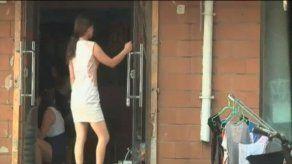 Prostitución en China