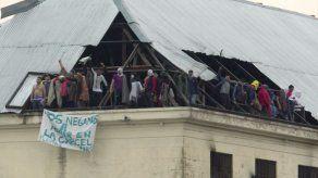 Motín en cárcel de Buenos Aires tras confirmarse un caso de coronavirus