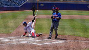 Panamá cae en su debut en el béisbol de los JCC Barranquilla 2018