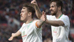 Bremen vence 3-1 al Bayer Leverkusen en la Bundesliga
