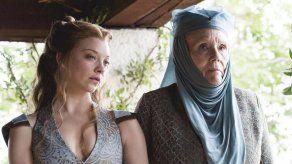 Muere a los 82 años la actriz de Game of Thrones Diana Rigg