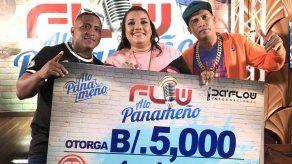 Los trovadores son los ganadores de Flow A lo Panameño