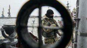 Ucrania: se reanuda el tráfico de mercancías en mar de Azov