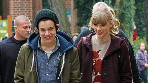 Sale a la luz el reencuentro de Harry Styles y Taylor Swift en los Grammy