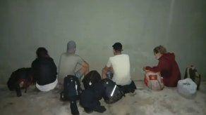 Se trata de migrantes cubana guiados por un ciudadano residente en la comunidad de Puerto Obaldía.