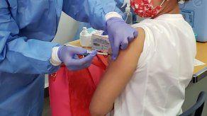 Berrío: Se detectó colocación de vacuna contra COVID-19 a personas que no les correspondía