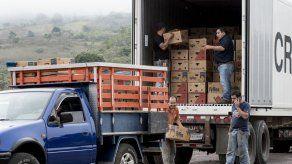 Transportistas nicaragüenses bloquean paso en frontera con Costa Rica