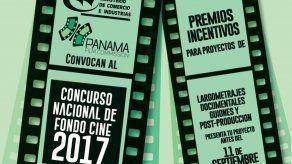 Concurso Nacional de Fondo Cine 2017