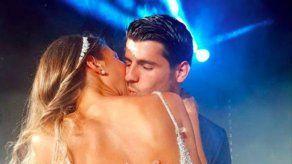 Alice Campello revela fotos inéditas de su boda con Álvaro Morata