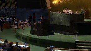 Presidenta de Parlatino pide apoyo a labor parlamentaria en cita mundial UIP