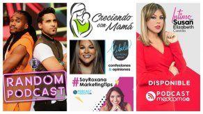 Tendencia digital en Panamá: Conoce los Podcast de Medcom Go