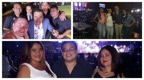 Panameños disfrutan de la gran Gala Típica 2018