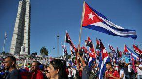 Cuba marcha el 1 de mayo