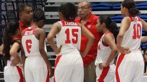 Selección Femenina no pudo clasificar al Centrobasket U15