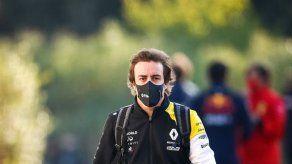 Fernando Alonso ha sido operado de la mandíbula tras su accidente de bicicleta