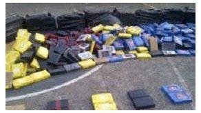 Logran decomiso de droga y material para extracción de oro en Guna Yala