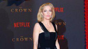 Gillian Anderson podría dar vida a Margaret Thatcher en The Crown