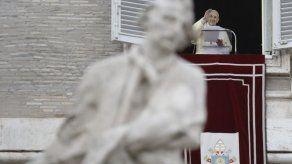 El papa expresa esperanzas a pesar de la pandemia