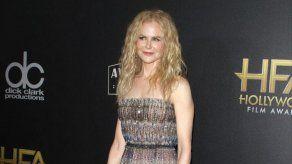 Nicole Kidman nunca fue consciente de la dimensión de los escándalos sexuales en Hollywood