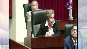 Diputada Mayín Correa pide que las garzas sean regresadas al Palacio Presidencial de Panamá
