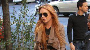 Lindsay Lohan vuelve a liarla
