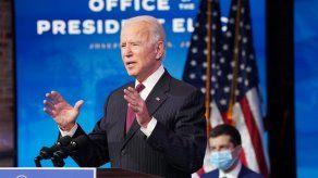 Biden reúne a negociadores y luchadores para clima y energía
