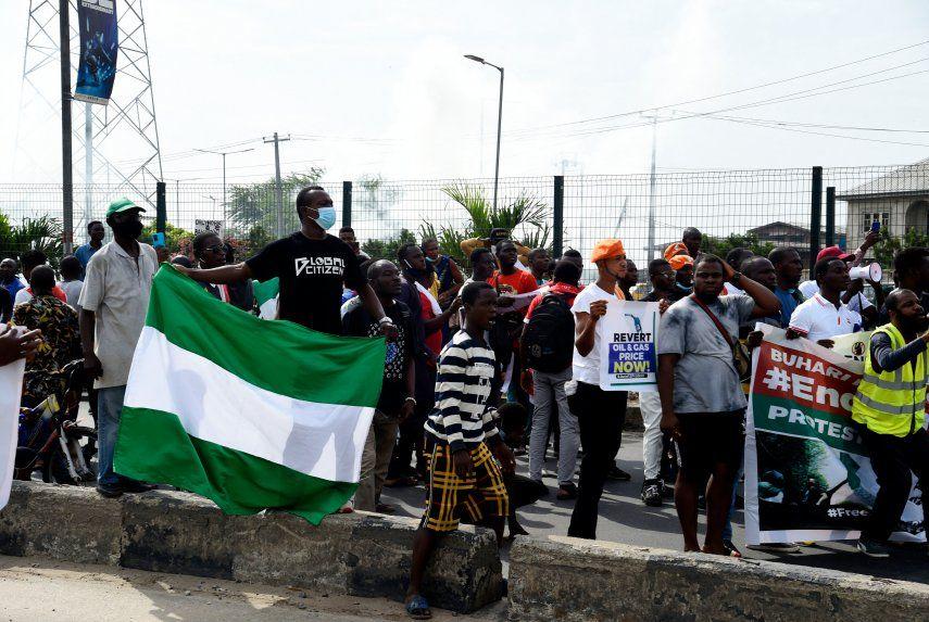 El llamado Día de la Democracia se está viendo marcado hoy en el gigante africano por las protestas de ciudadanos en varias ciudades contra la inseguridad y la mala gobernanza
