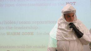 Muere un tercer trabajador de la ONU por ébola