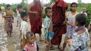 Evalúan necesidades de sobrevivientes de ciclón en Mianmar