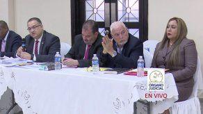 Impugnación a postulaciones de Martinelli en despacho del Juzgado Segundo Electoral