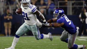 NFL pide medida para restablecer suspensión de Elliott