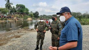 Panamá asegura que mantendrá flujo controlado de migrantes en Darién