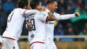 Cagliari frena a Atalanta y se mete a zona de Champions