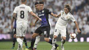 Real Madrid-Leganés y Barcelona-Levante