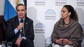 Líder del peronismo en el Senado será el candidato de Macri a vicepresidente