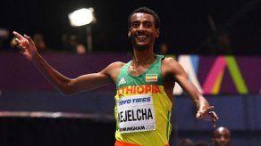 Un atleta etíope creyó ganar en Lausana una vuelta antes del final