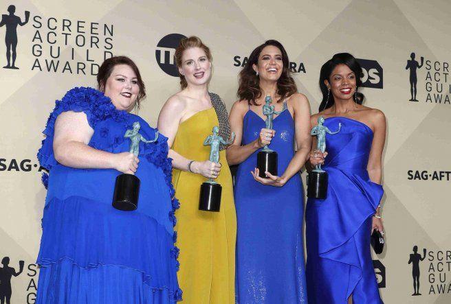 Ganadores de los SAG Awards 2018