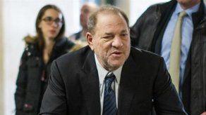 Harvey Weinstein ingresa en prisión a la espera de conocer su condena
