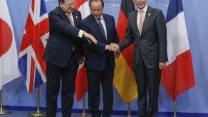 Comienza la cumbre G7 centrada en Ucrania y las relaciones con Rusia