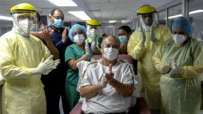 Casi el 60% de los enfermos por COVID-19 en Panamá ya se ha recuperado