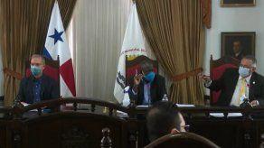 Consejo Municipal aprueba que parque de Panamá Norte sea usado como centro educativo por el Meduca