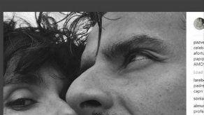 Paz Vega se pone romántica para celebrar los 41 años de su marido Orson Salazar