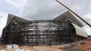 Muere octavo trabajador en obras de estadios de Mundial-2014 de Brasil
