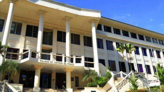 Palacio de Justicia Gil Ponce, sede de la Corte Suprema de Justicia.