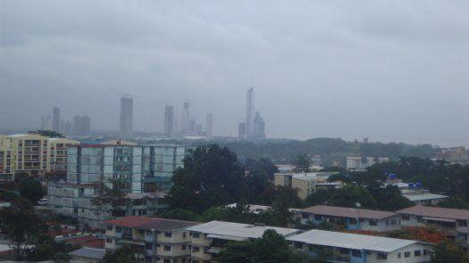 El reporte de Hidrometeorología de Etesa indicó que se esperan lluvias hasta el martes.
