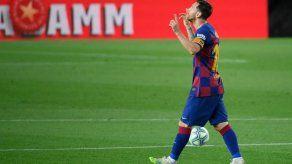 Messi apunta al récord de Zarra como mejor goleador de LaLiga